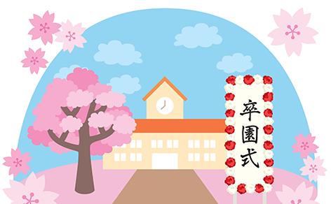 ひな祭り/第2回マラソン大会/お別れ遠足/お別れ会/卒園式/修了式