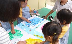 子どもの安心・安全・安定が守られる環境